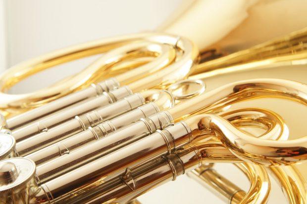 ホルンは難しい楽器…日々の練習が欠かせません