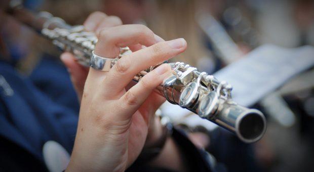 夜間音量最大106db!フルートを弾ける物件